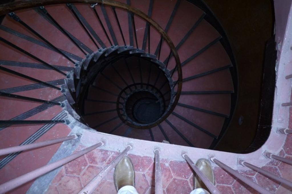 escalier 2/3 ét.