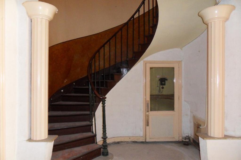 Sescalier vers 1er étage