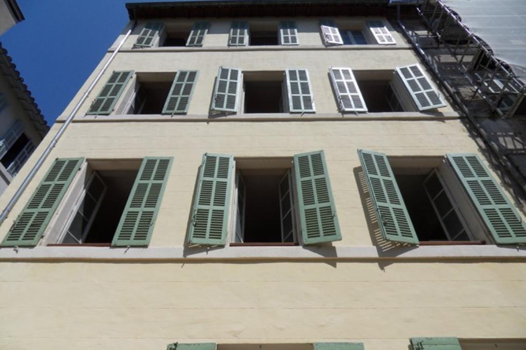 façade coté cour